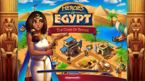 Heroes of Egypt: The Curse of Sethos (2021) - полная версия