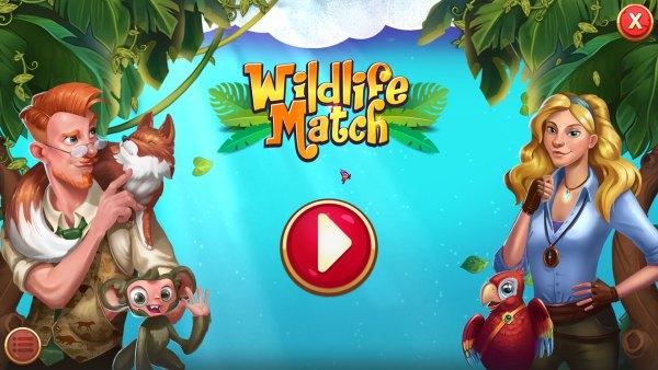 Wildlife Match (2021) - полная версия на русском