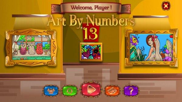 Art by Numbers 13 (2021) - полная версия