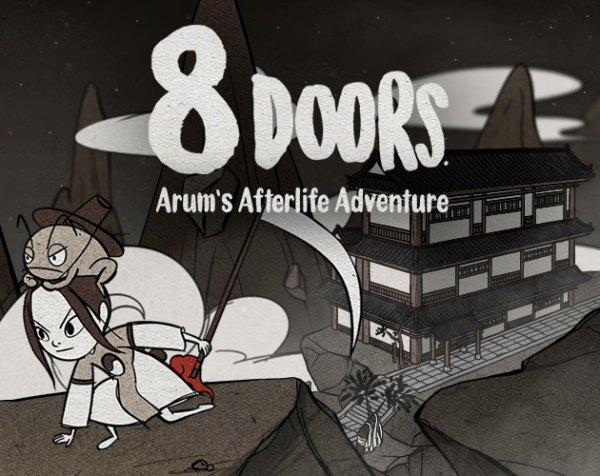 8 Doors: Arum's Afterlife Adventure (2021) - полная версия на русском