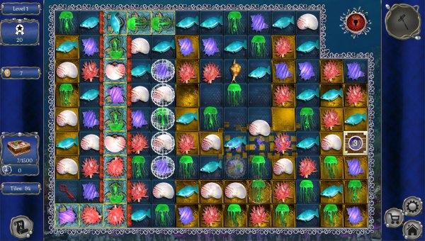 Jewel Match: Aquascapes Collector's Edition (2021) - полная версия