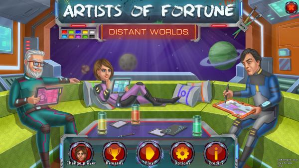 Artists of Fortune: Distant Worlds (2021) - полная версия