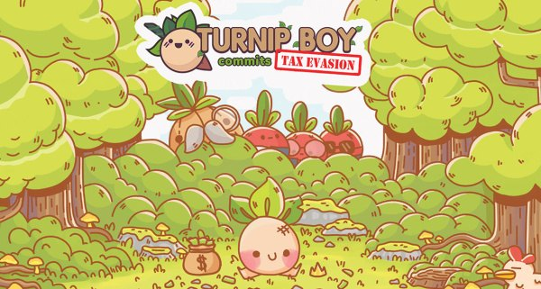 Turnip Boy Commits Tax Evasion (2021) - полная версия на русском