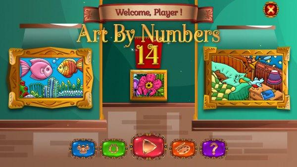 Art by Numbers 14 (2021) - полная версия