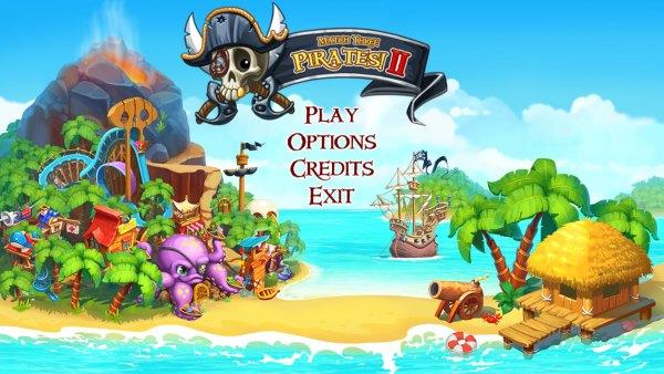 Match Three Pirates! 2 (2021) - полная версия
