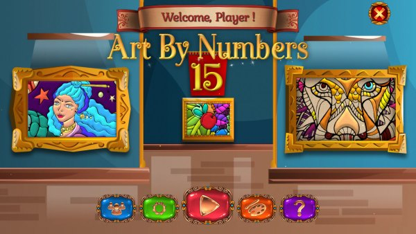 Art by Numbers 15 (2021) - полная версия