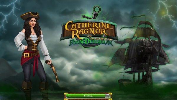 Catherine Ragnor and the Legend of the Flying Dutchman (2021) - полная версия
