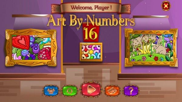 Art by Numbers 16 (2021) - полная версия