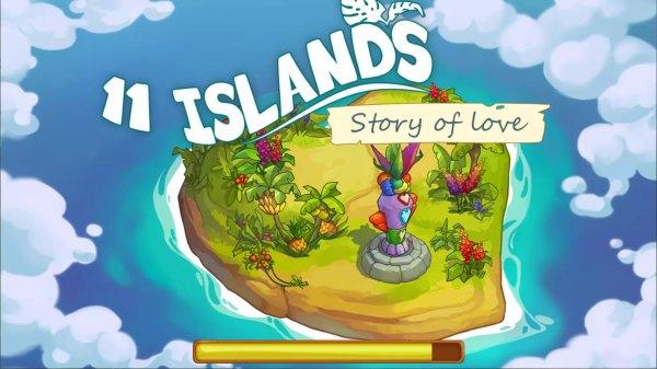 11 Islands 2: Story of Love (2021) - полная версия
