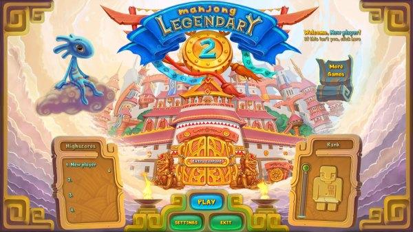 Legendary Mahjong 2 (2021) - полная версия