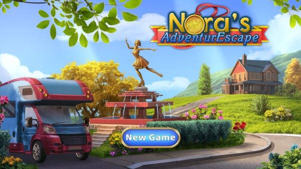 Nora's AdventurEscape (2021) - полная версия