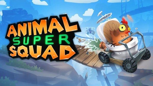 Animal Super Squad - полная версия на русском