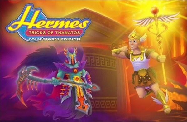 Hermes 4: Tricks of Thanatos Collector's Edition (2021) - полная версия