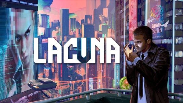 Lacuna – A Sci-Fi Noir Adventure (2021) - полная версия на русском