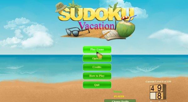 Sudoku: Vacation (2021) - полная версия