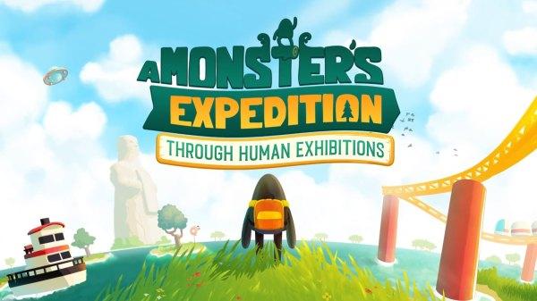 A Monster's Expedition (2020) - полная версия на русском