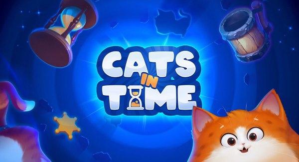 Cats in Time (2021) - полная версия на русском