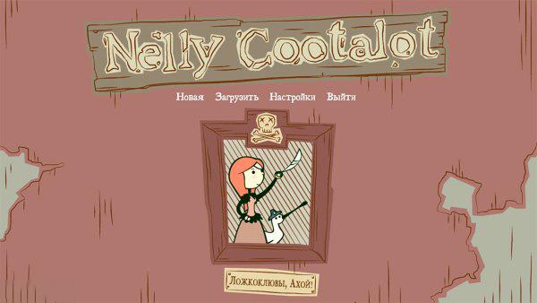 Nelly Cootalot: Spoonbeaks Ahoy! HD - полная версия
